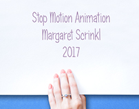 Showreel 2017. Stop motion animation
