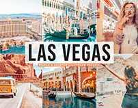 Free Las Vegas Mobile & Desktop Lightroom Presets