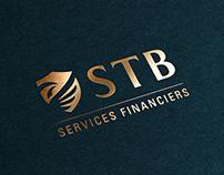 STB Services financiers - Branding