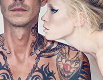Blondes & Tats (Not An Actual Title) by Susanne Spiel