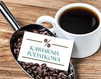 Logo dla Kawiarni Podatkowej