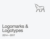 Logomarks & Logotypes 2014—2017