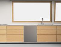 Kitchen Cabinet - CMF