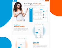 TFR - Website Landing Page