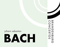 Bach Album Covers