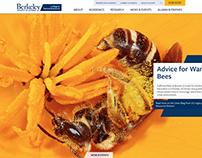 UC Berkeley College of Natural Resources - Drupal dev