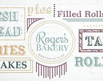 Design Studio Brief: Roger's Bakery