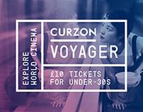 Curzon Voyager Campaign