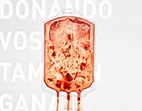 Donando vos también ganás - Banco nacional de sangre