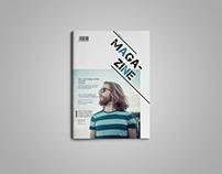 Multipurpose Magazine Template II