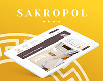 Sakropol — resort hotel