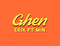 Ghen / Lyric Typography Video / Au Duong Tuan