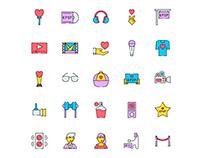 K-pop Icons Set