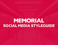 Memorial Healthcare Group // Social Media Styleguide