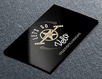 Lets Go Velo Branding