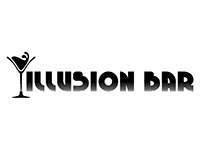 Illusion Bar Logo Design