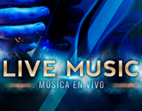Live Music - Moon Palace
