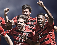 2015 NC State Men's Soccer Poster