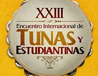 XXIII Encuentro Internacional de Tunas y Estudiantinas