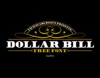 Dollar Bill Free Font