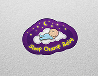 Sleep Champ Baby - Branding
