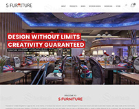 Furniture eCatalogue Website