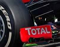 Totalny wyścig po nagrody - TOTAL OIL