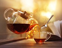Tea time (Cinemagraphs)
