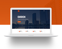 Omiron Business Template