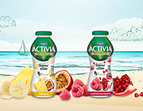 Danone - Activia Summer (su Amazon)