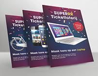 Flyer Super Ticketloterij Casino