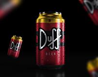 Duff - Redesign