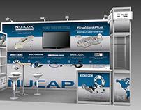 Trade show booth design - Eurobrake 2014