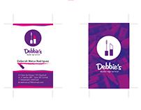 Tarjetas | Debbie's Makeup