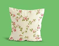 Pillow Mockup PSD Free Download