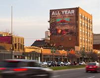 Eastern Market Gateway - Detroit, MI