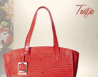 Product Shooting. Tretys Bags Catalogue.