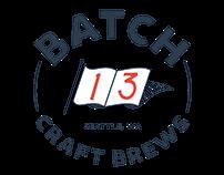Batch 13 branding