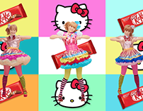 Kit Kat - Hello Kitty