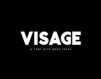 Visage Typeface