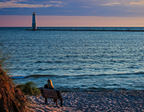 An Evening in Frankfort, MI