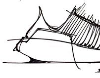 Sketchbook Pt. 2 // Running Footwear Exploration