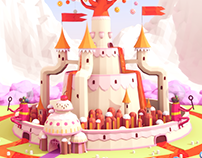 It's Adventure Time! : Candy Kingdom