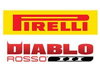 Commemorative Laguna Seca Track Miniatures for Pirelli