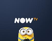 NowTV® Web Concept