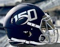 College Football 150th Anniversary Brand Identity