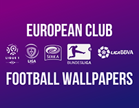 European Club Football Wallpapers