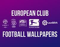 European Club Football Wallpapers