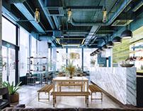 Green Loft Design
