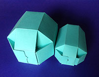 Octagonal Candy Box